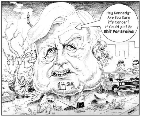 Courtesy of Josh In Kentucky - an artist from govnn.com